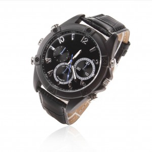 (W189c)1920*1080P digital spy Watch wireless hidden camera with night vision