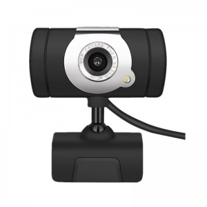 USB 2.0 webcam 360 degree rotation adjustment camera with MIC clip for computer PC laptop