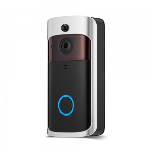 HD Wireless Video Door Phone Intercom Hd Ring WiFi Doorbell Camera WDB08