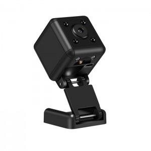 Good quality Waterproof Night Vision CCTV Security mini sport Camera Stable Signal video camera