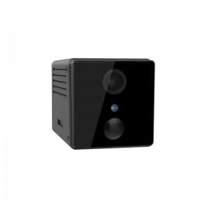 Low power consumption Night Vision PIR Motion Alarm Video Remote Control HD 1080P Mini Camera WIFI WV78